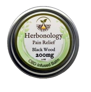 200mg Balm - Regular Strength -  Infused with Full Spectrum CBD - 2.0 oz