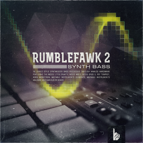 RUMBLEFAWK 2 (Digital Download)