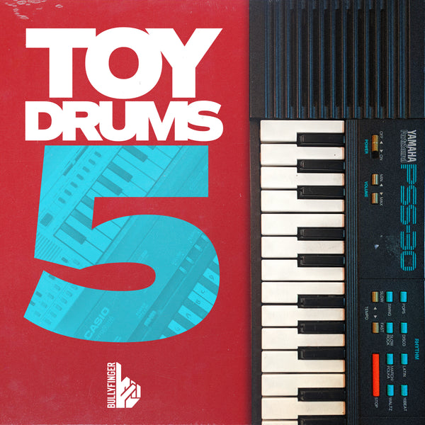TOY DRUMS 5