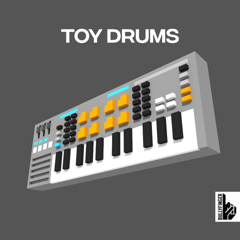 Toy Drums