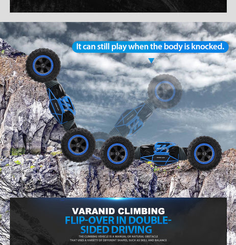 Hyper-Actives-Stunt-Control-Two-Sided-Rolling-Rc-All-Terrain-Car
