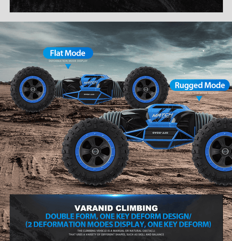 cool-remote-control-cars-Waterproof-Racing-Vehicle-Truck