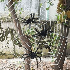 moving-spider-halloween-decoration-extra-large-halloween-spiders-faux-spider-web-large-fake-spider-big-best-halloween-spider-decorations-2019
