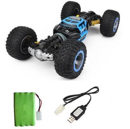 4WD All-terrain Double-sided RC Truck