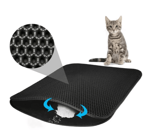 pet-cat-litter-mat-how-to-use-pet-cat-litter-mat-images