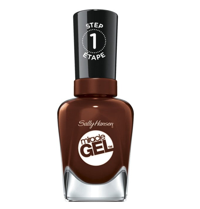 Sally Hansen® Miracle Gel™ Nail Polish Chocoholic