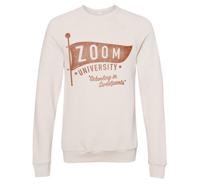 Zoom University Classic Sweatshirt