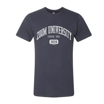 Zoom University Tee - Couch, USA