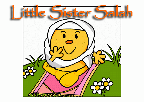 Tales from Dhikarville: Little Sister Salah