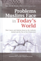 Problems Muslims Face in Todays World by: Abu Jade Isa Michael Tofte (former reverand)