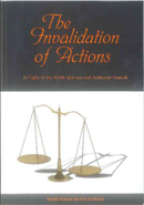 The Invalidation of Actions by Shaykh Saleem ibn Eid Al-Hilaali