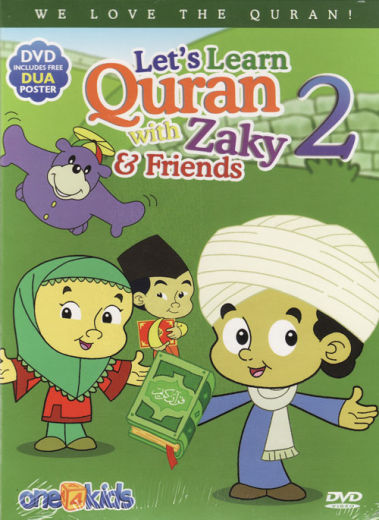 Lets Learn Quran With Zaky and Friends Part 2
