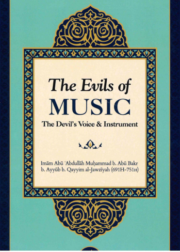 The Evil of Music The Devils Voice & Instrument