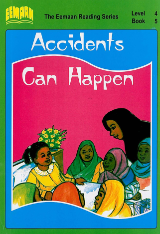 Book Five - Accidents Can Happen Focuses on how accidents can change our outlook on things.