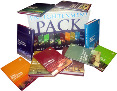 The Enlightenment Pack - 10 Books of Islamic Principles