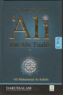 The Biography of Ali Ibn Abi Taalib 2 volumes by Ali Muhammad As-Sallabi
