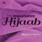The Importance of Hijaab CD by Murtaza Khan