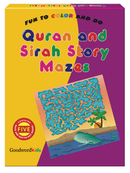 Quran & Sirah Story Mazes by Goodword
