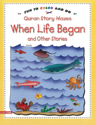 When Life Began & Other Stories (Mazes) by Goodword