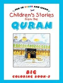 Stories from the Quran Big Colouring Book - 2 (Goodword)