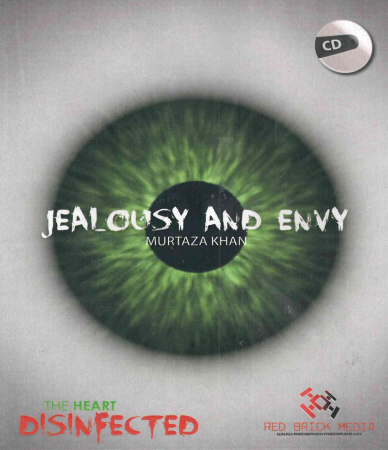 Jealousy And Envy CD by Murtaza Khan