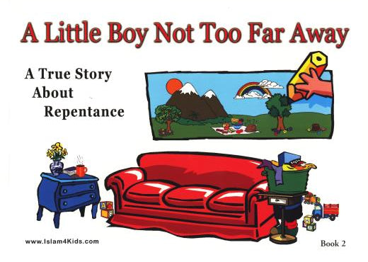 A Little Boy Not 2 Far Away by Umm Abdillah Mervet