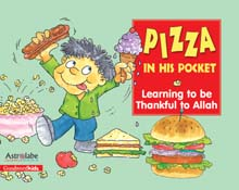 Pizza in his Pocket by Saniyasnain Khan