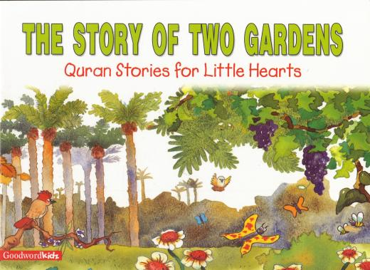 The Story of Two Gardens by Saniyasnain Khan
