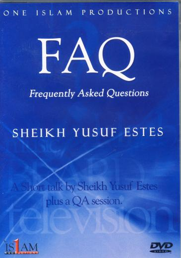 Frequently Asked Questions DVD by Sheikh Yusuf Estes