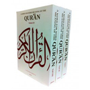 A Word for Word Meaning of the Qur'an – 3 Volumes by Muhammad Mohar Ali