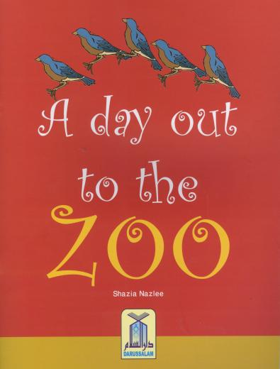 A Day out to the Zoo by Shazia Nazlee