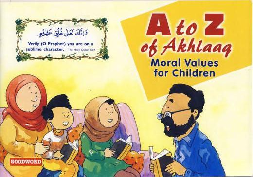 A to Z of Akhlaaq by Nafees Khan