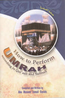 How To Perform Umrah (pocket size) by Muneer Ismail Davids