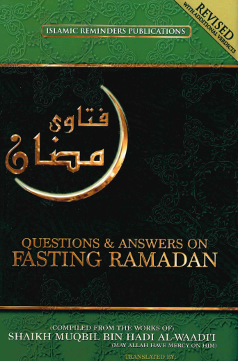 Questions & Answers on Fasting Ramadan
