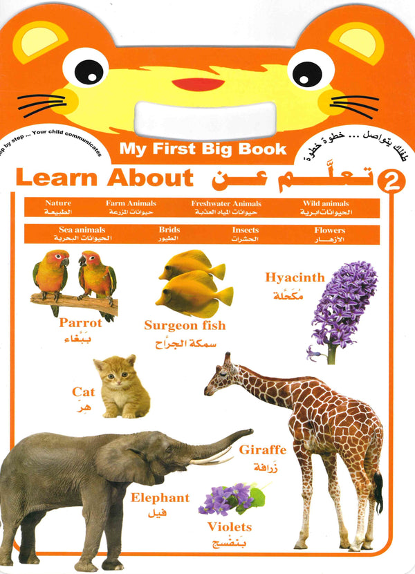 My First Big Book Learn About Book-2