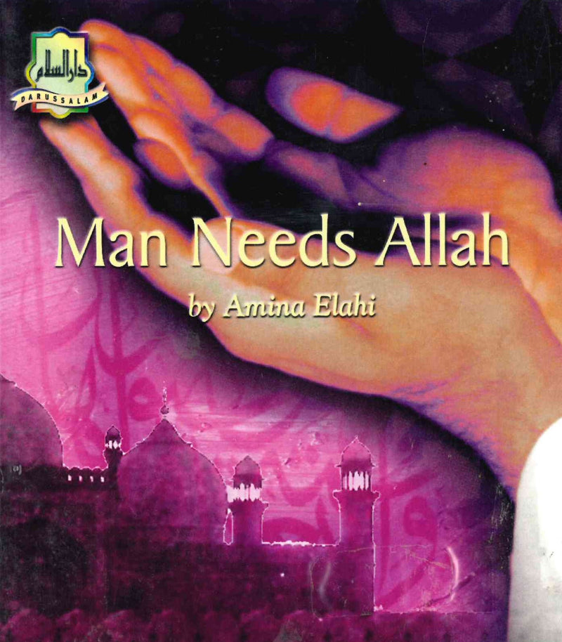 Man Needs Allah CD by Amina Elahi