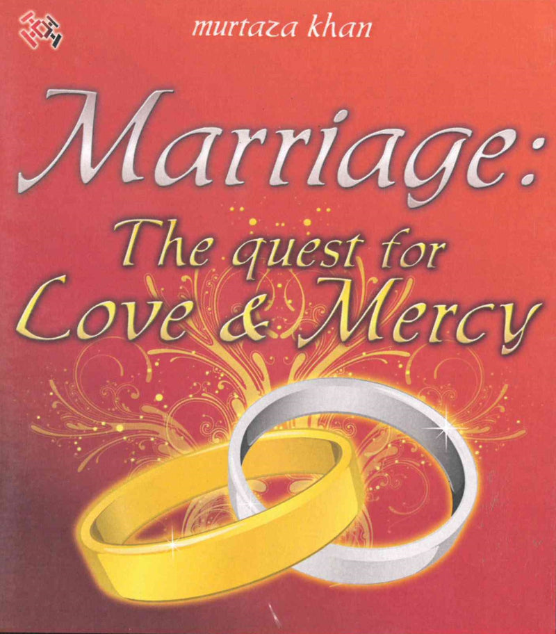 Marriage the quest for Love & Mercy CD by Murtaza Khan