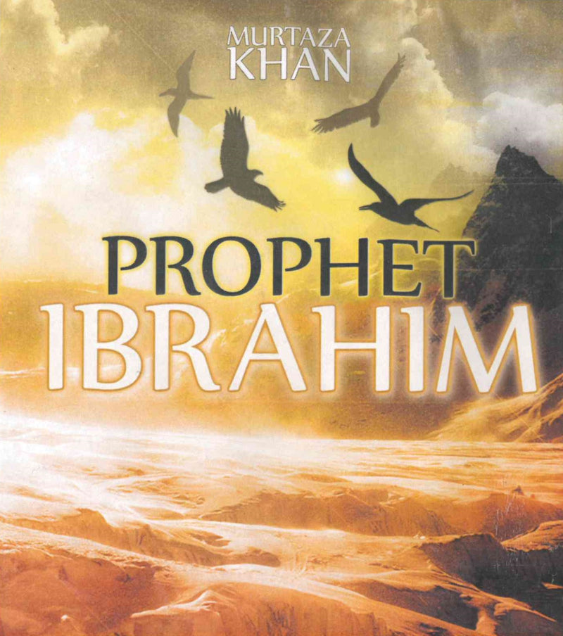 Prophet Ibrahim  CD by Murtaza Khan