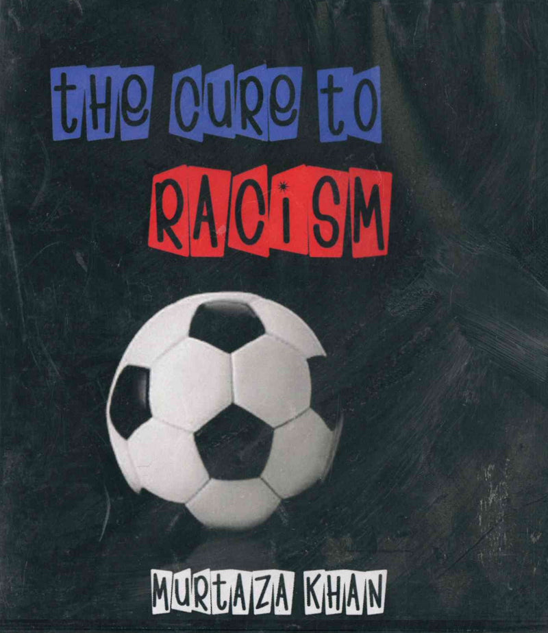 The Cure to Racism CD by Murtaza Khan