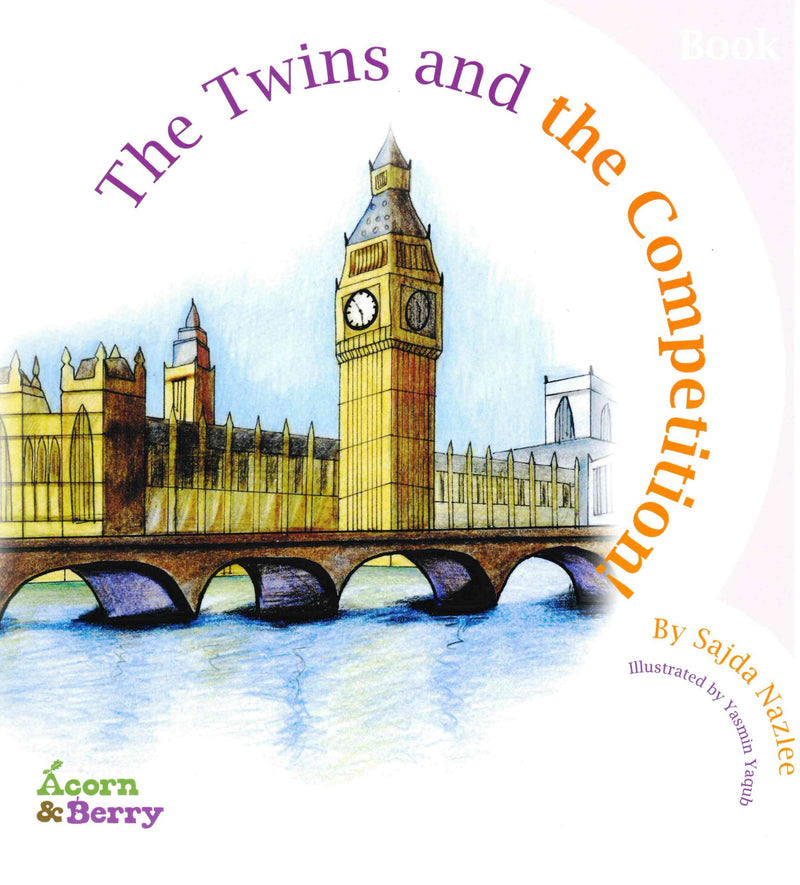 Acorn and Berry Bk-4: The Twins and the Competition  by Sajda Nazlee