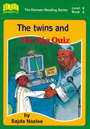 Book Six - The Big Quiz Deals with the issue of backbiting and cheating.