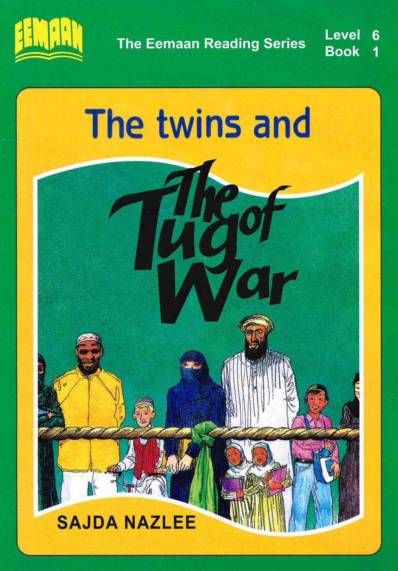 Book One - The Tug of War Deals with the issue of boasting.