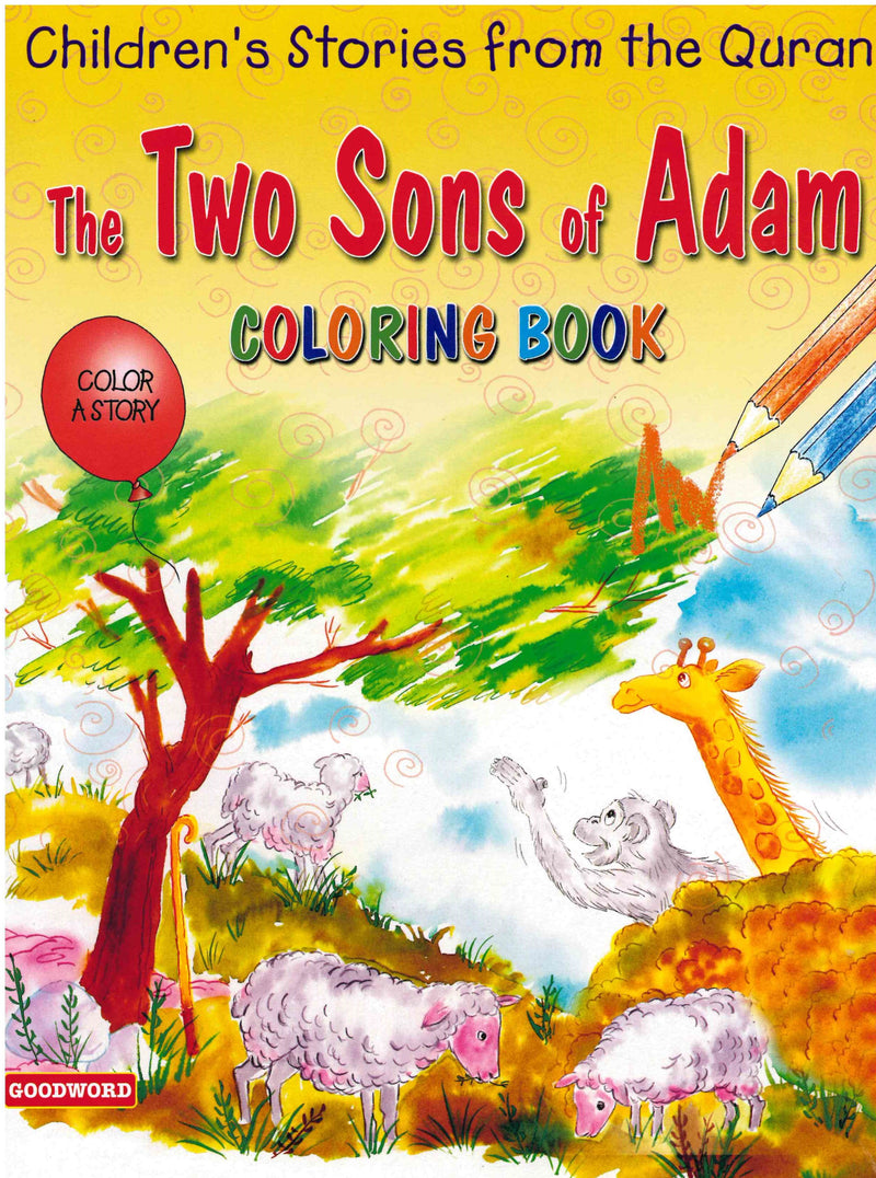 The Two Sons of Adam by Saniyasnain Khan
