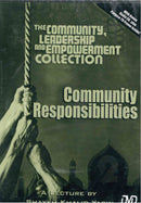 Community, Leadership and Empowerment with Bonus Audio CD by Khalid Yasin
