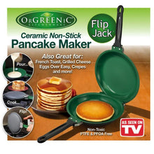 Load image into Gallery viewer, NON STICK PANCAKE MAKER