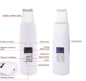 ULTRASONIC ION FACE CLEANER