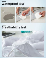 Load image into Gallery viewer, COMFY WATERPROOF BEDSHEET