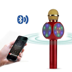 BLUETOOTH MICROPHONE WS-1816