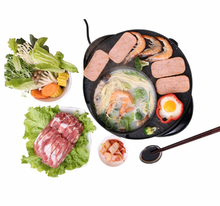 Load image into Gallery viewer, KOREAN BBQ GRILL with HOTPOT