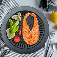 Load image into Gallery viewer, ROUND BARBECUE GRILL PLATE